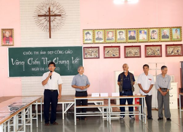 Kết quả CUỘC THI ẢNH NÉT ĐẸP CÔNG GIÁO 2020 - Ban Văn Hóa giáo phận Xuân Lộc